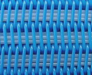 een voorbeeld van een spiraalband