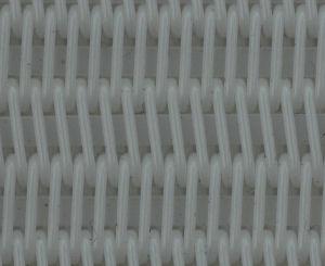 Een spiraalband met een vlakke vuldraad